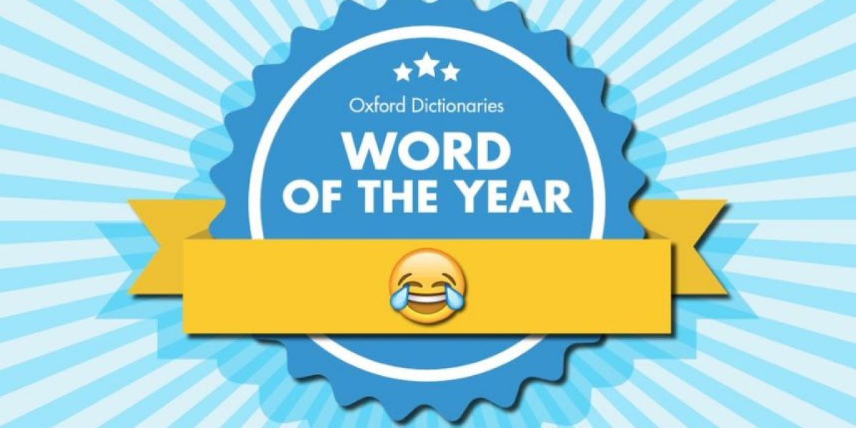 La palabra del año no es una palabra... es un emoji