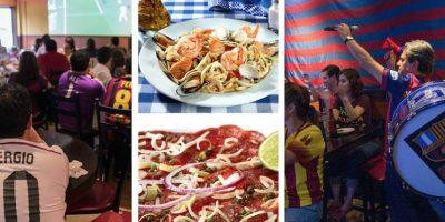 10 restaurantes donde puedes ver el clásico Real Madrid-Barcelona