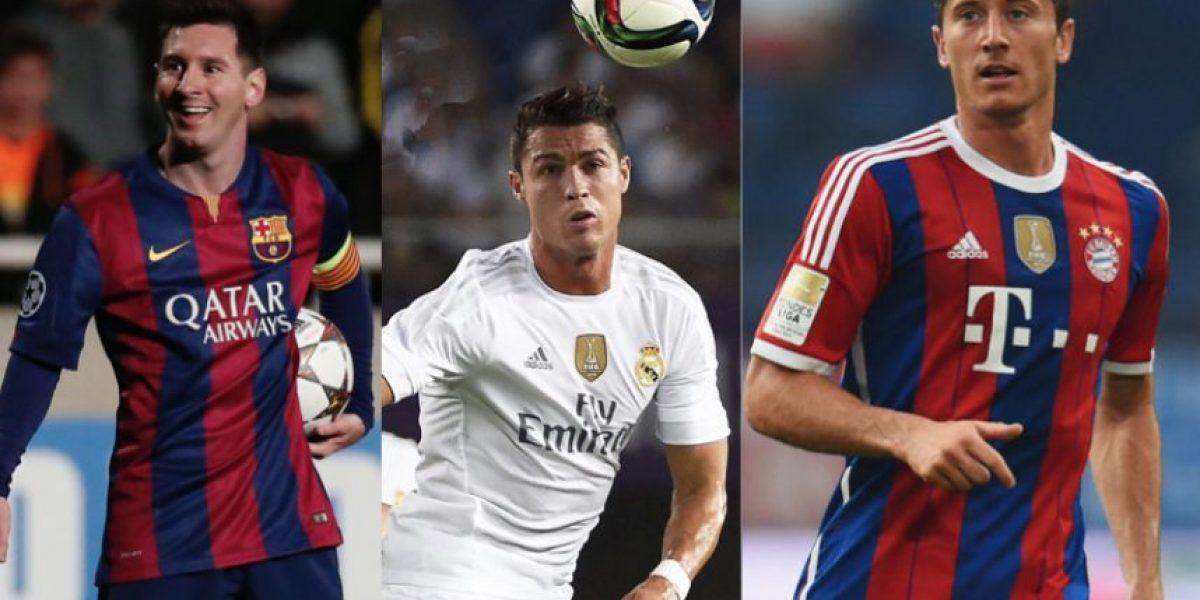 Ni Messi ni Ronaldo ni Lewandowski, sorpréndete con el goleador más eficaz de Europa