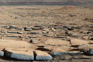 7. El viaje a Marte Foto: Instagram.com/MarsCuriosity