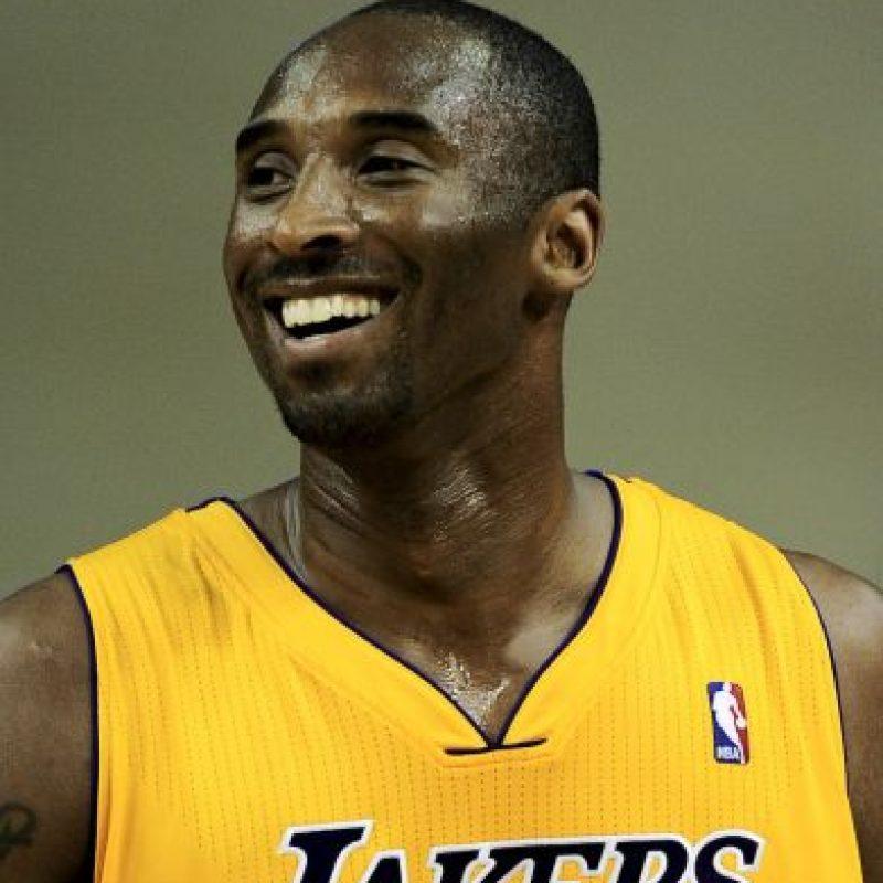 18. Kobe Bryant Foto:Getty Images