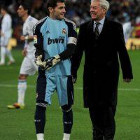 11. Mario Vargas Llosa Foto:Getty Images