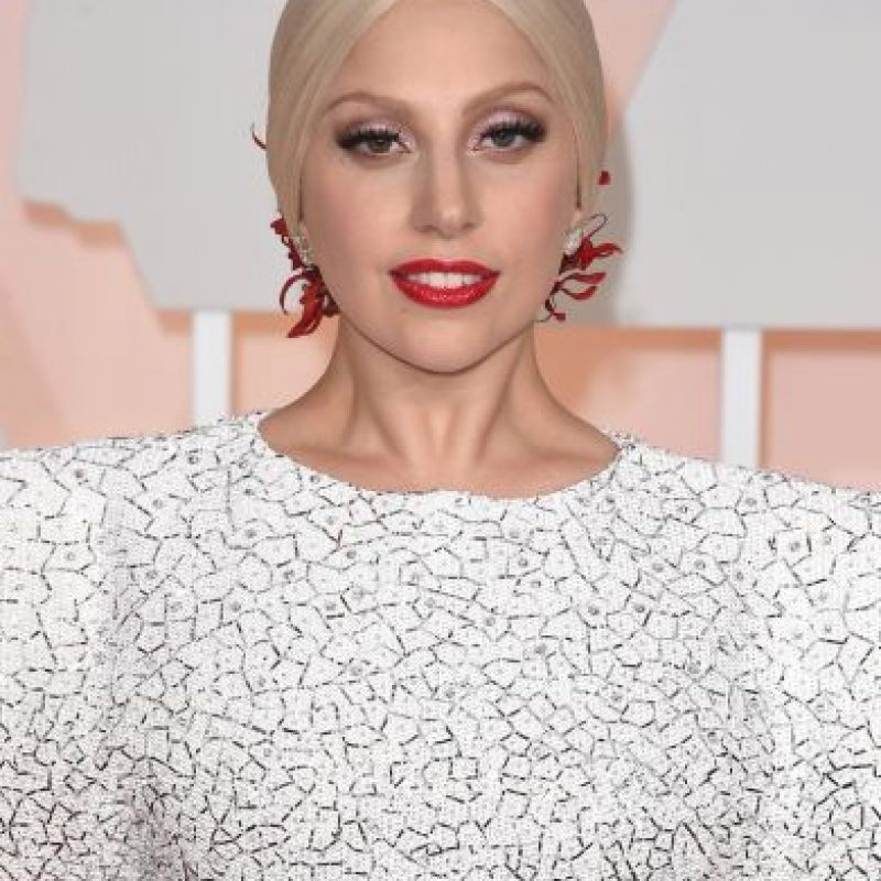 16. Lady Gaga Foto:Getty Images