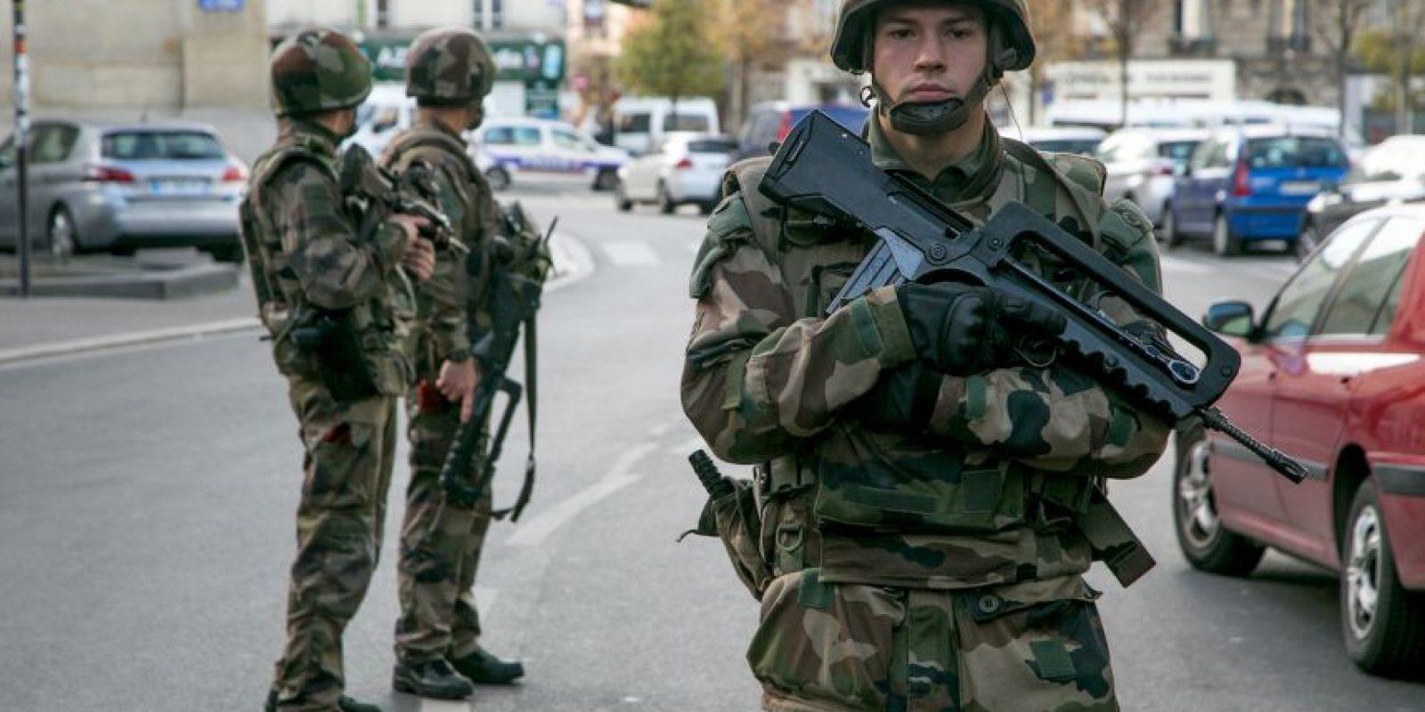 Este miércoles se llevó a cabo un atentado en Saint Denis, Francia. Foto:Getty Images