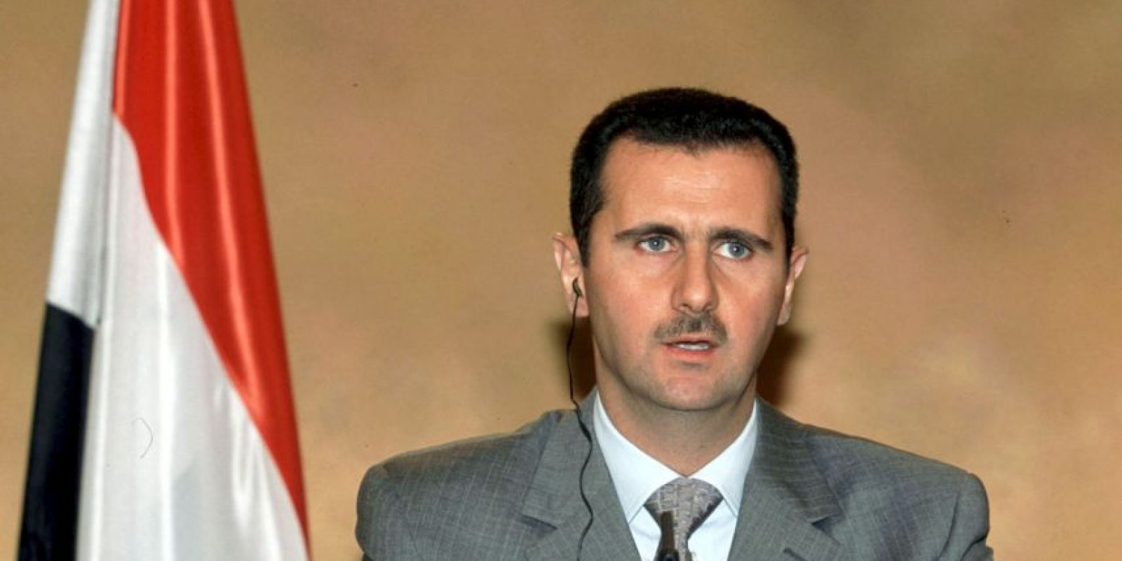 2. Las relaciones internacionales de Bashar Al-Assad Foto: Getty Images