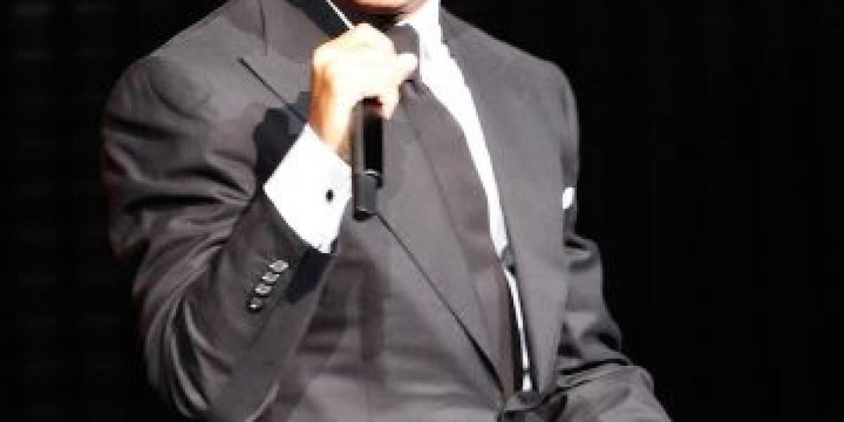 Luis Miguel cancela concierto en México por