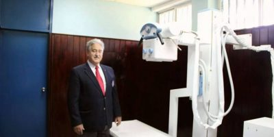 Peligra la donación de equipos de rayos X por más de Q20 millones