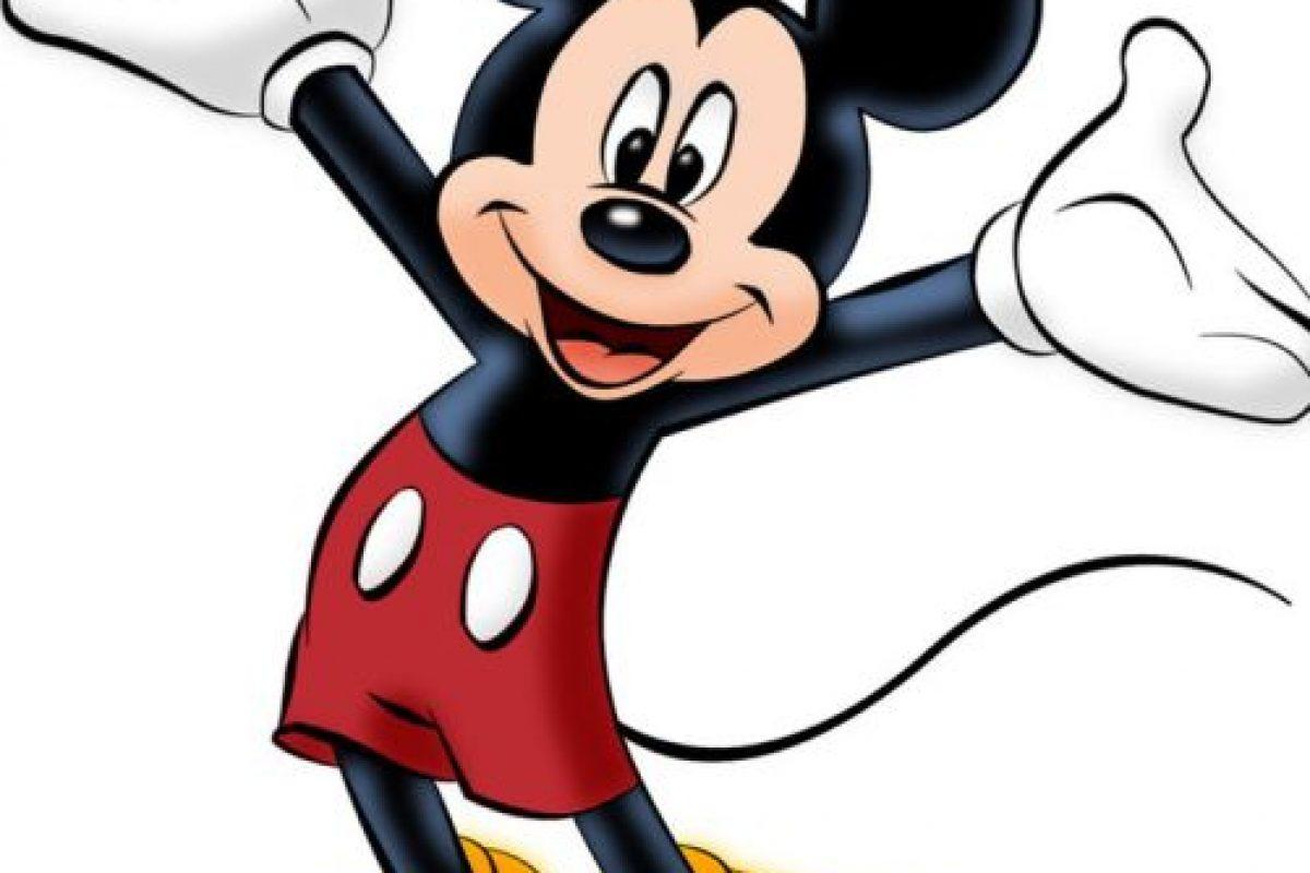 Mickey también luchó contra los traficantes de opio. Foto:vía Disney