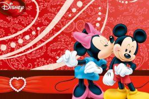 Pero este Mickey era espantoso, parecía un vampiro. Foto:vía Disney