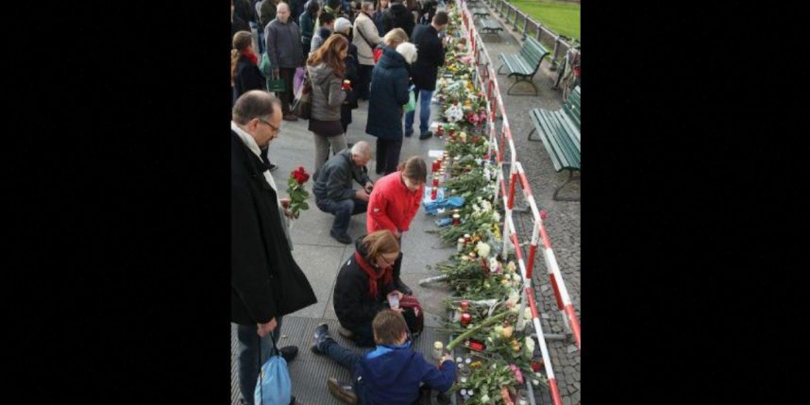 Los atentados comenzaron el viernes 13 de noviembre por la noche, hora local de París, Francia. Foto:Getty Images