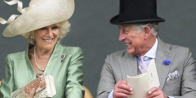 Además, lo que más ama el príncipe Carlos de Camilla es su sentido del humor. Foto:vía Getty Images