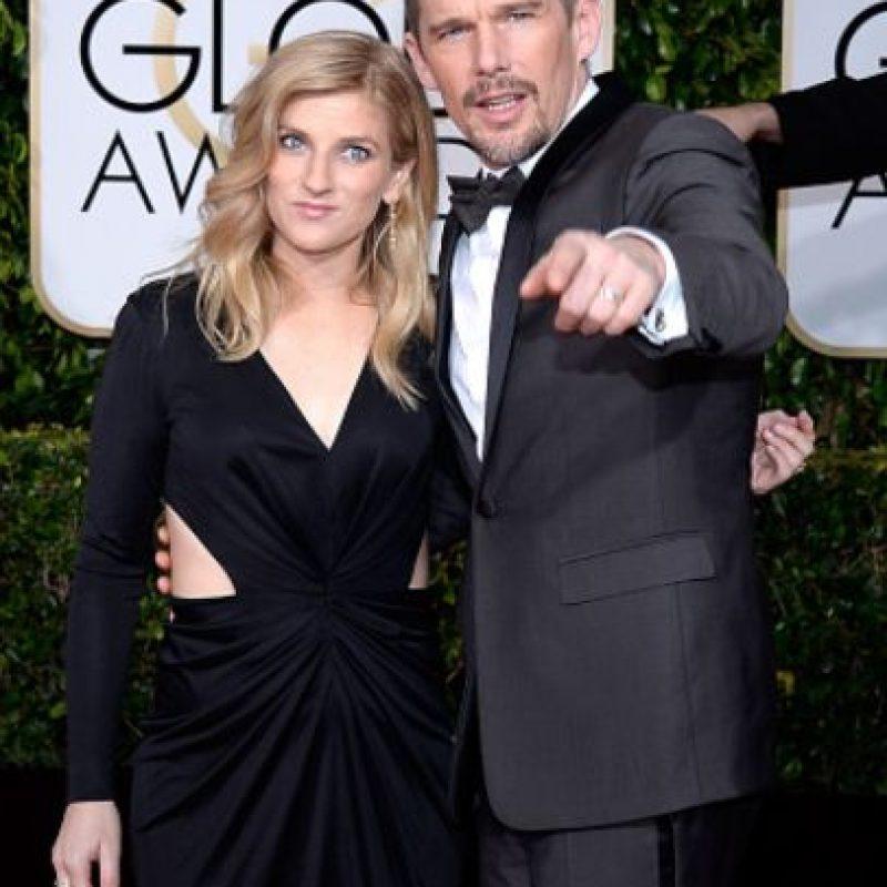 Según él, no le fue infiel a Uma con la niñera. Foto:vía Getty Images