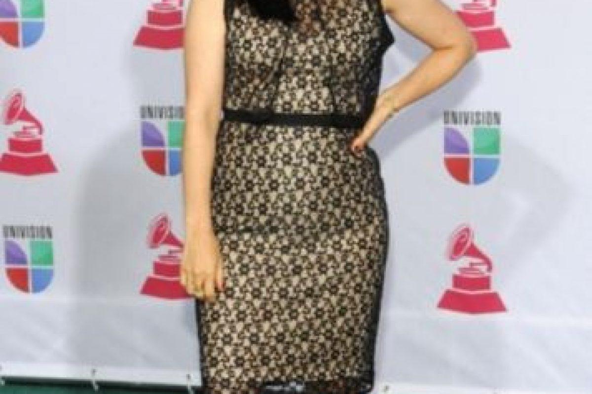 Julieta Venegas yendo a una Primera Comunión. Foto:vía Getty Images
