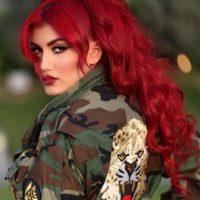 Helly desafía a ISIS con su música. Foto:Vía Instagram/@hellyluv