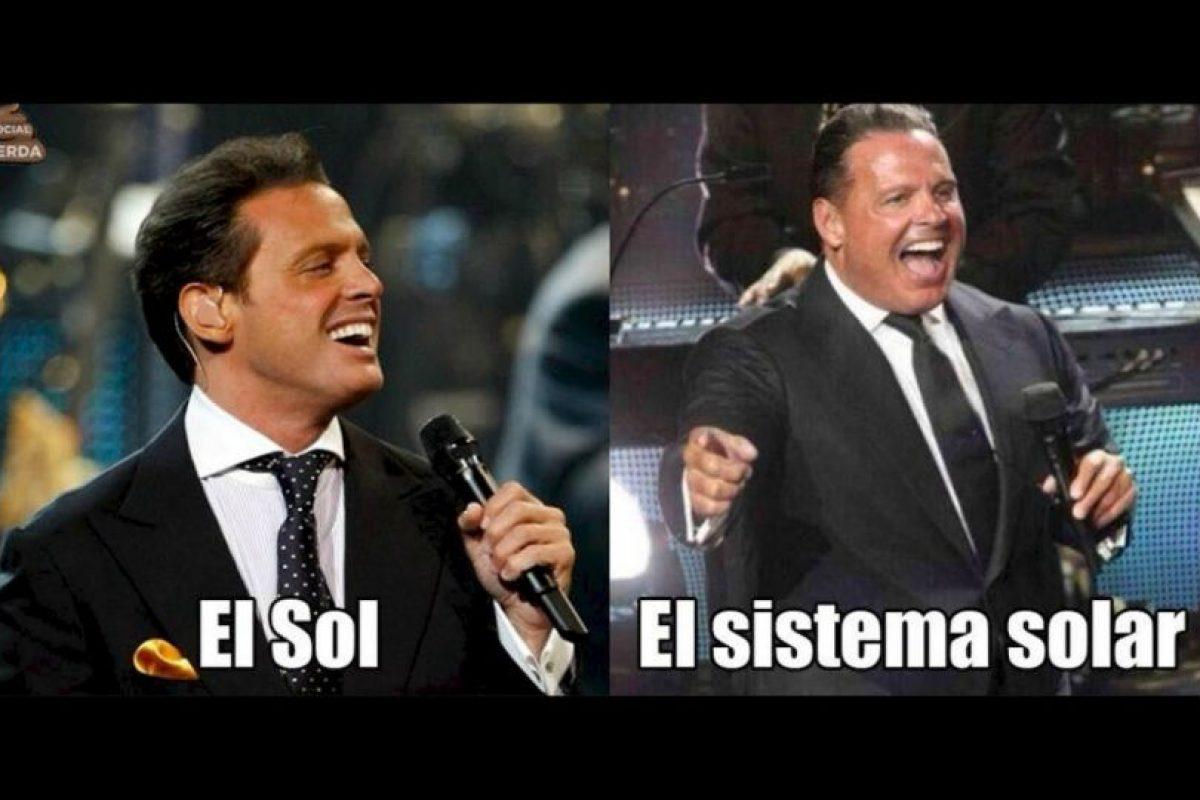 Aunque se cree que la imagen fue alterada, los memes por el sobrepeso del mexicano se compartieron a lo largo y ancho de Latinoamérica. Foto:vía twitter.com