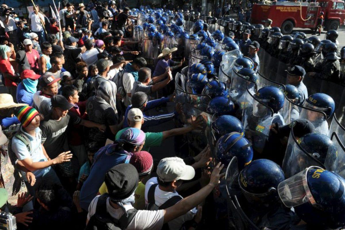 La APEC se realizó en Filipinas. Foto:AFP