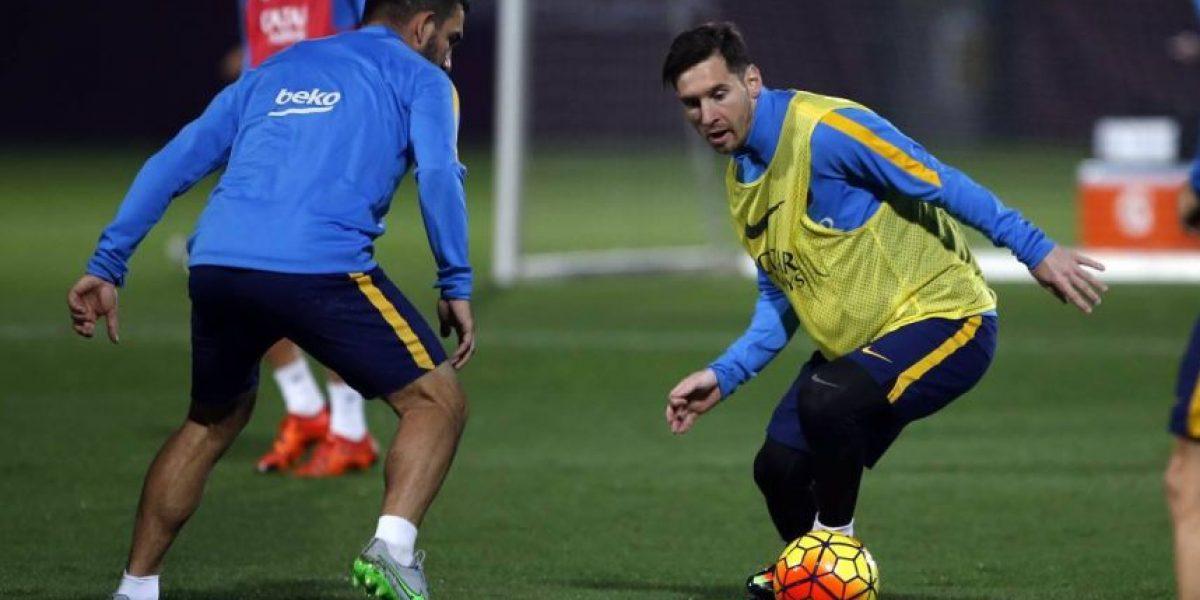 Messi está listo dice Luis Enrique