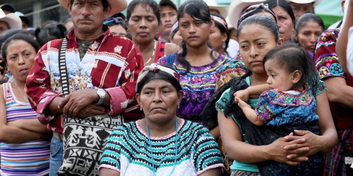 Segundo pago de resarcimiento por Chixoy llega a 123 familias