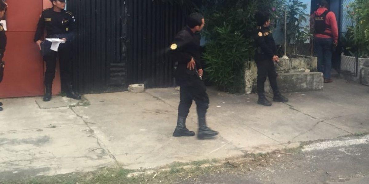 #OperaciónBumerán desnuda los rostros de una banda