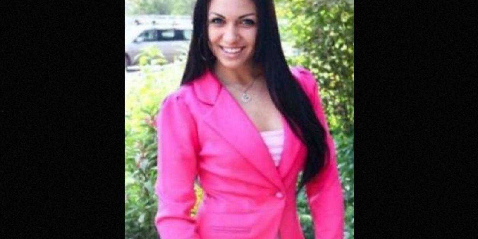 Esta rusa llamada Shatuniha vendió su virginidad en 27 mil 950 dólares. Foto:Twitter