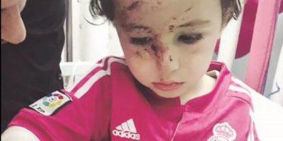 """¡Conmovedor! Niño musulmán sobrevive a masacre y pide un """"milagro"""" a Cristiano Ronaldo"""