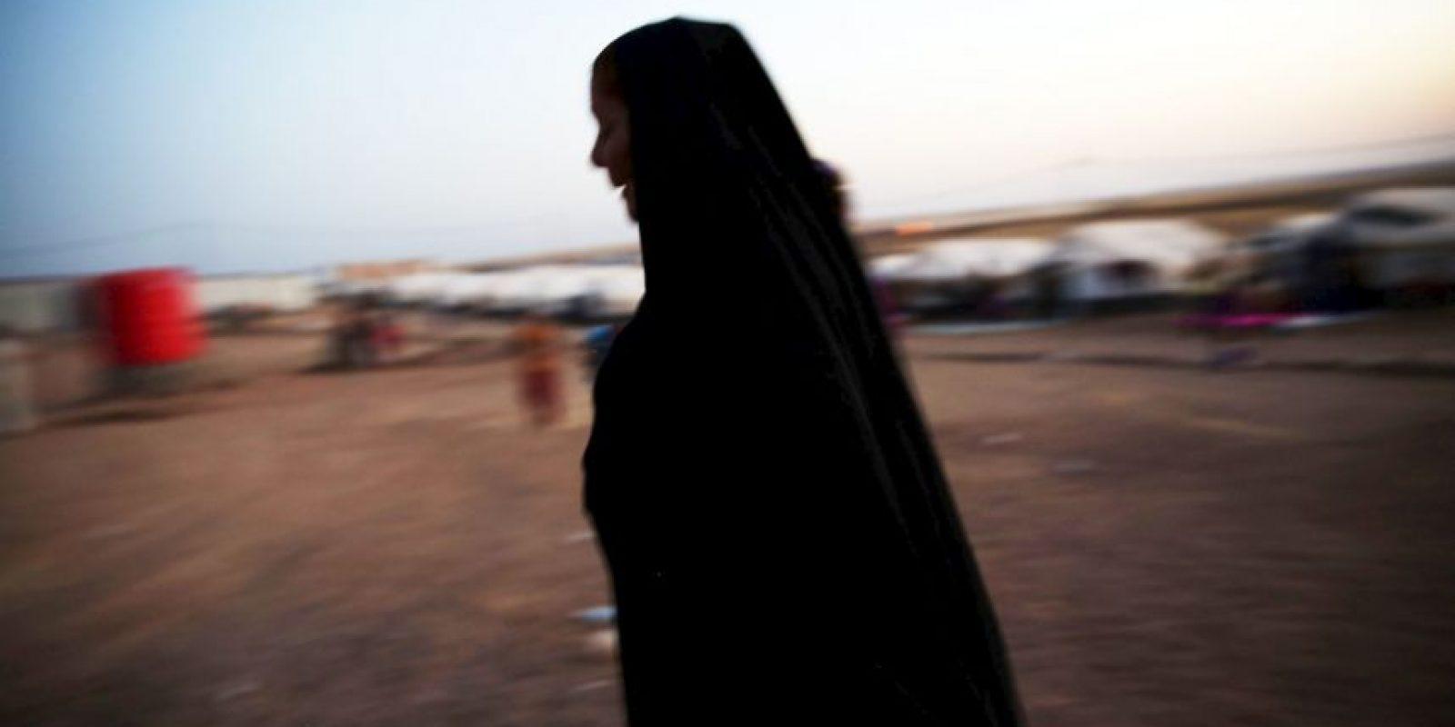 """Las autoridades informaron que se trataba de una mujer nacida en Francia y prima del """"cerebro"""" de los atentados. Foto:Getty Images"""