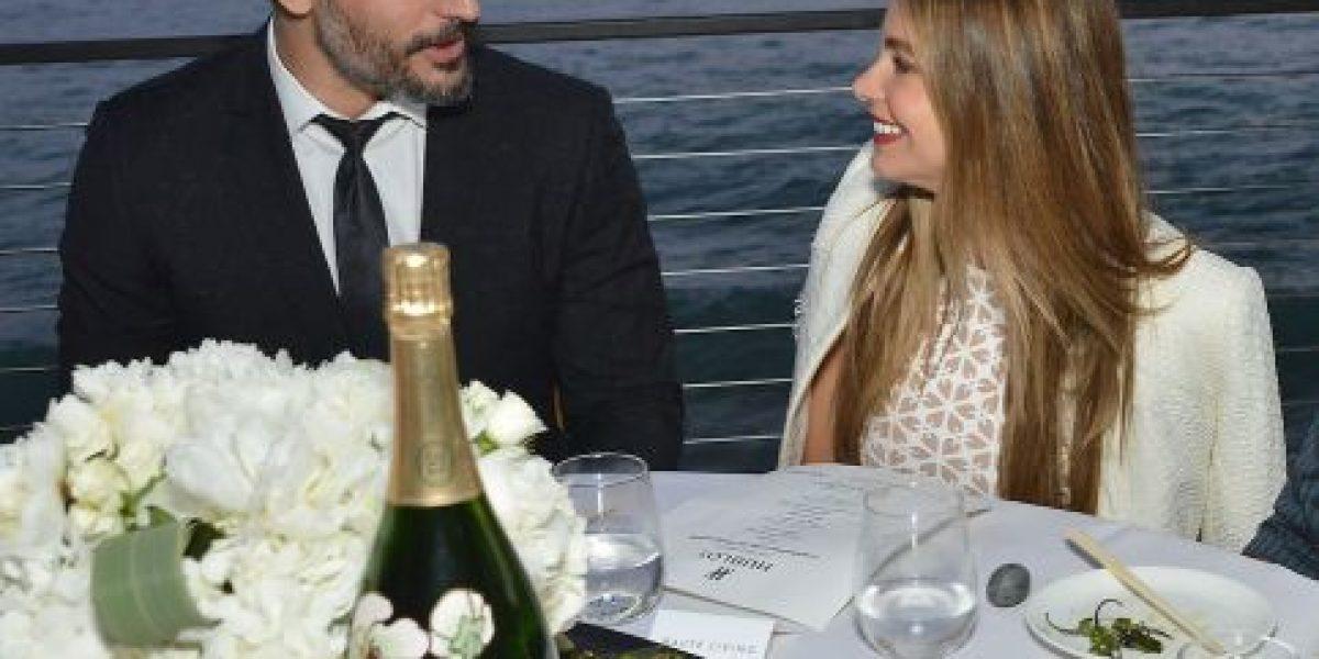 Así comienzan las celebraciones previas a la boda de Sofía Vergara