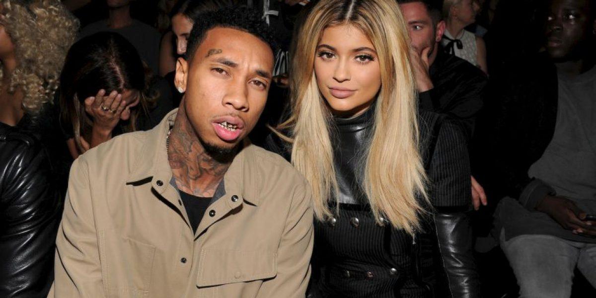Aseguran que Kylie Jenner y Tyga terminaron su noviazgo