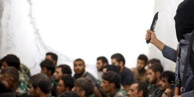 Asegura que es necesario terminar con el refugio que el grupo terrorista ha construido en Irak y Siria. Foto:AP
