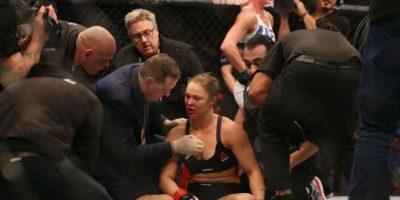 ¿Cuánto tiempo fue suspendida Ronda Rousey por la UFC?