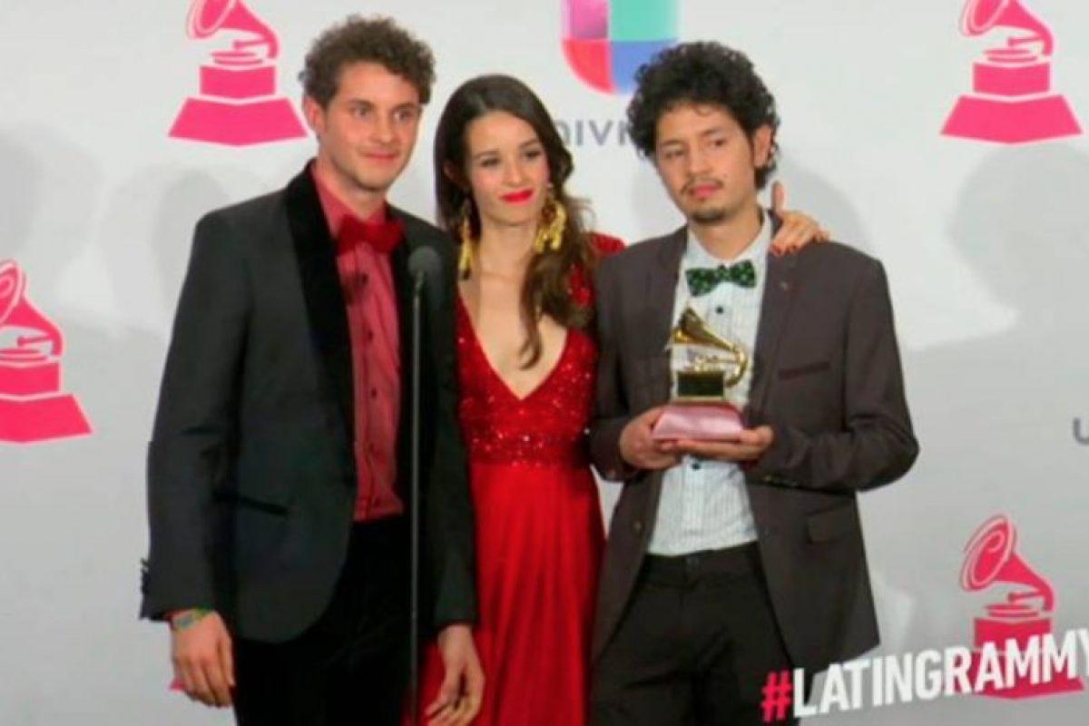 """Monsieur Periné, de Colombia, ganó por """"Mejor Nuevo Artista"""". Foto:vía Getty Images"""