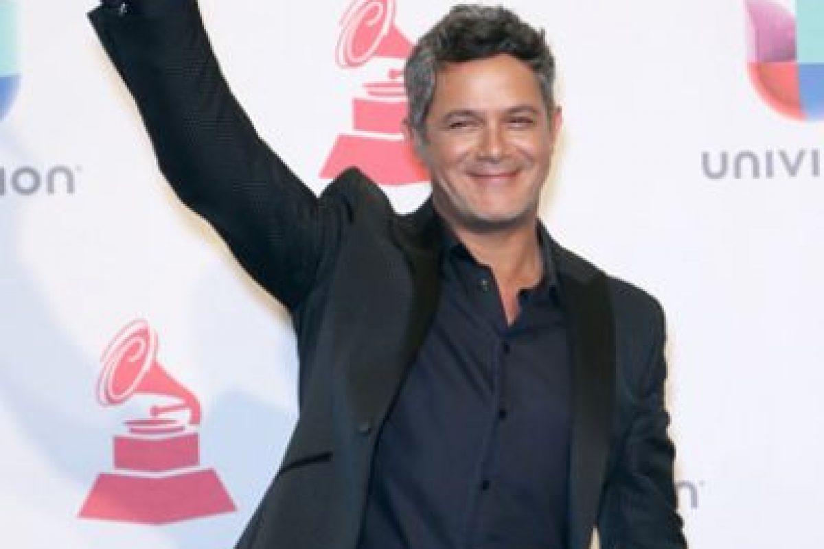 """Alejandro Sanz ganó en """"Mejor Álbum Vocal Pop Contemporáneo"""" por """"Sírope"""". Foto:vía Getty Images"""