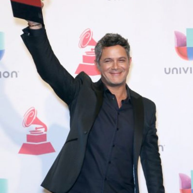 "Alejandro Sanz ganó en ""Mejor Álbum Vocal Pop Contemporáneo"" por ""Sírope"". Foto: vía Getty Images"