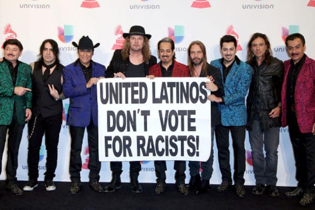 """Mana ganó en """"Mejor Álbum Pop/Rock"""" por """"Cama Incendiada"""". Foto:vía Getty Images"""