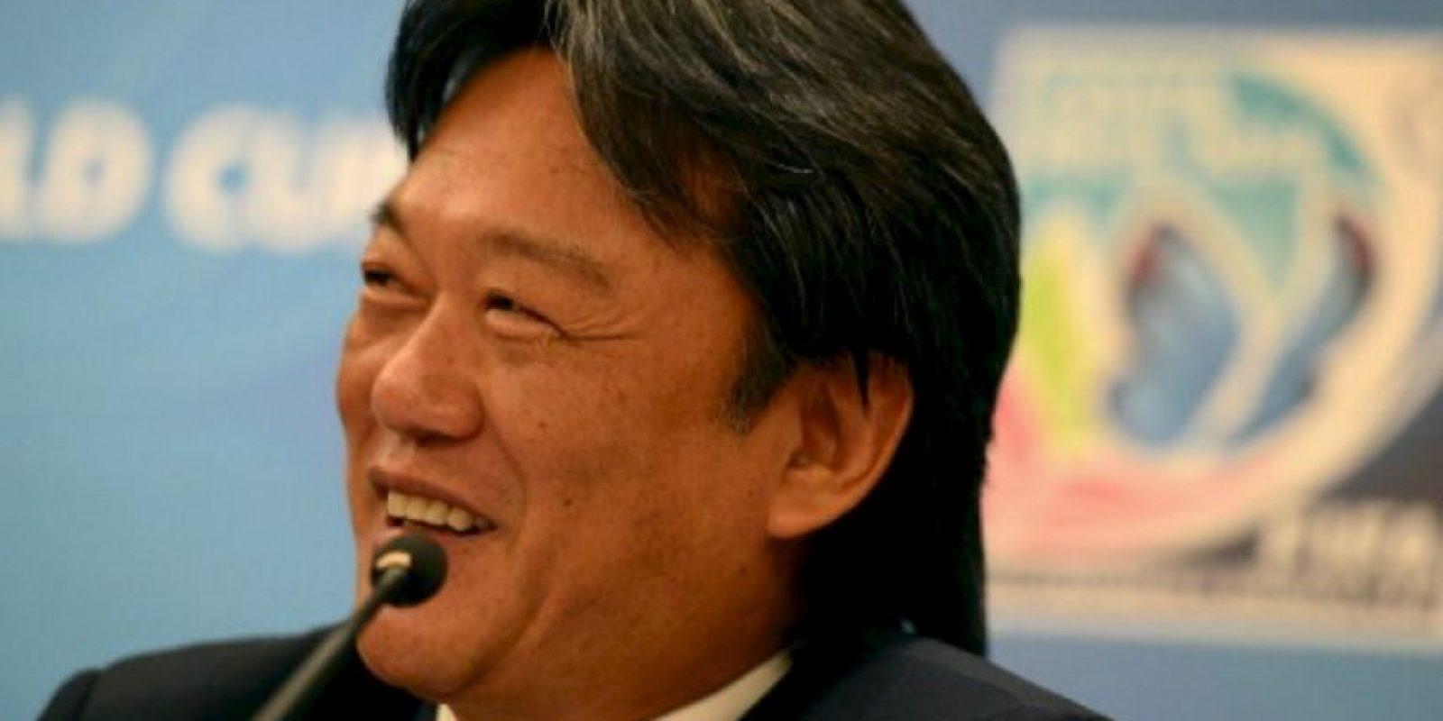 Eduardo Li. Costarricense, 57 años. Exmiembro del Comité Ejecutivo de la FIFA, exmiembro del Comité Ejecutivo de la Concacaf y presidente de la Federación Costarricense de Fútbol. Foto:Getty Images