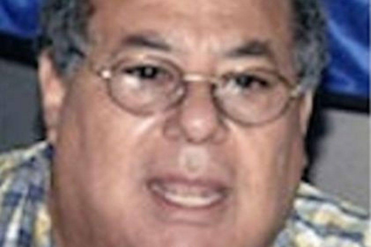 Julio Rocha. Nicaragüense, 64 años. Expresidente de la Unión Centroamericana de Fútbol (UNCAF) y expresidente de la Federación Nicaragüense de Fútbol. Foto:Twitter