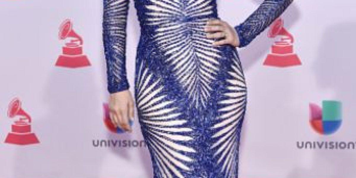 Fotos: Estas son las peor vestidas de los Latin Grammy 2015