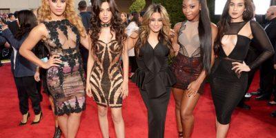 Fifth Harmony, como siempre, con fórmulas ya vistas. Lo suyo no es la clase. Foto:vía Getty Images