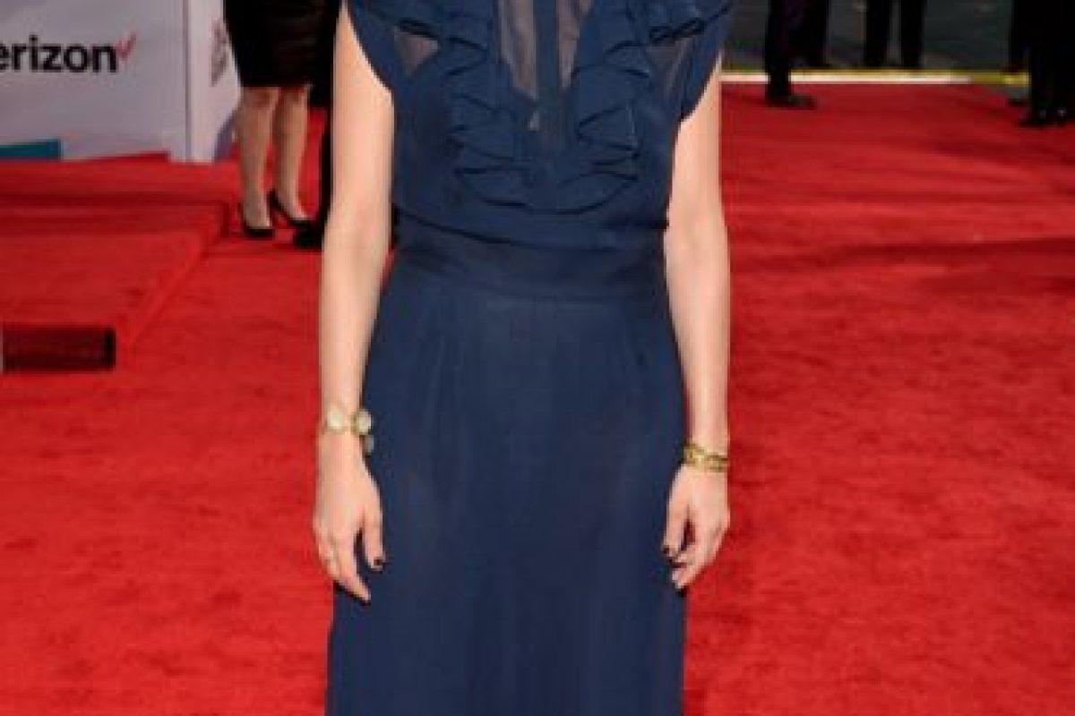 El problema con Natalia Lafourcade, es el peinado. Foto:vía Getty Images