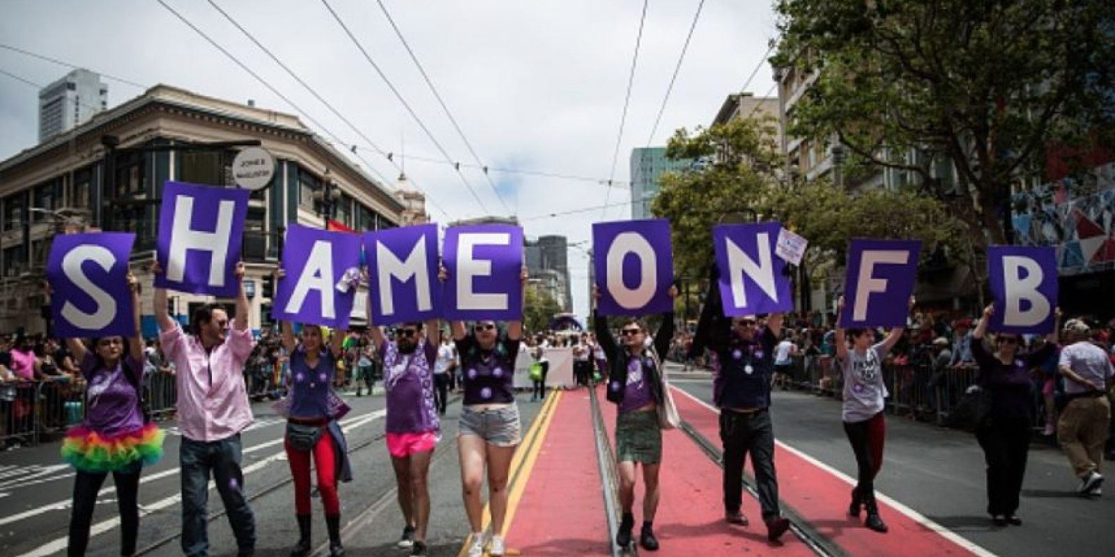 Ashley también expuso en su publicación que quería que su historia fuera difundida y sirviera para despertar conciencias respecto a la discriminación que sufren las personas transexuales. Foto:Getty Images