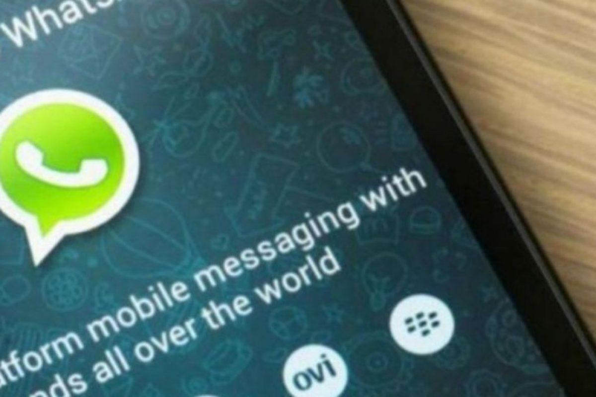 WhatsApp no lo es todo en la vida. Foto:vía Pinterest.com