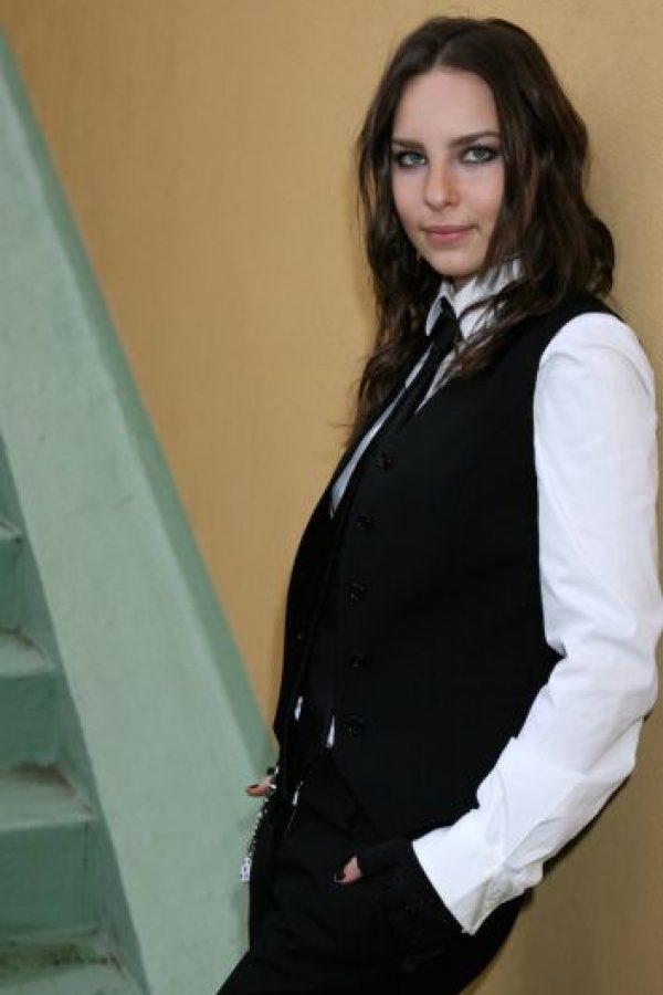 A sus 18 años, la estrella de las telenovelas infantiles lucía así. Foto:Getty Images