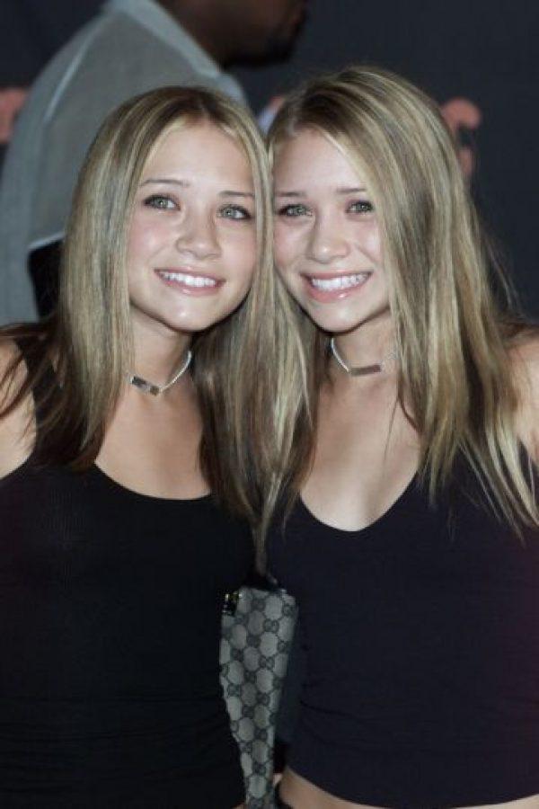 Las gemelas iniciaron su carrera desde los nueves meses de vida. Foto:Getty Images