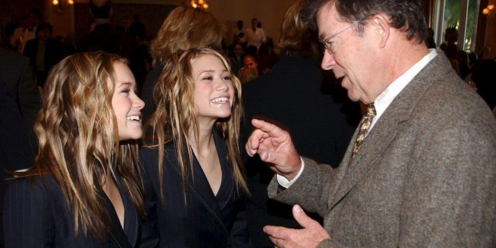 """Protagonizaron la famosa serie """"Full House"""" y en su adolescencia filmaron diversas películas sobre sus viajes por el mundo. Foto:Getty Images"""