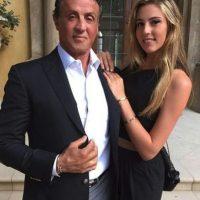 Sophia es la mayor y también la que más dolores de cabeza le ha provocado a su famoso padre. Foto:vía instagram.com/sophiarstallone
