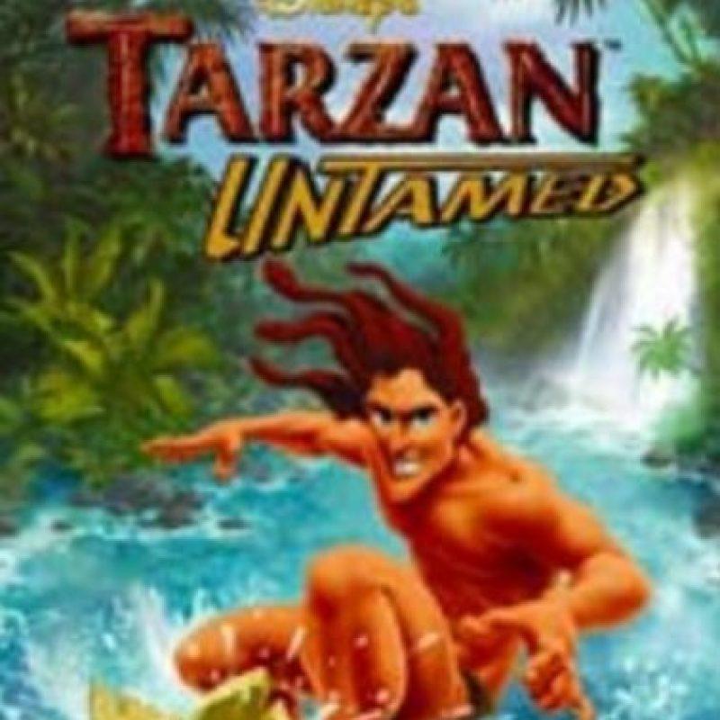 Tarzan Untamed Foto:vía PlayStation