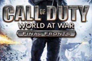Call of Duty World at War Final Fronts Foto:vía PlayStation