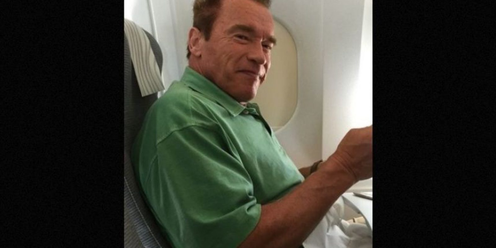 El actor Arnold Schwarzenegger, quien es uno de los mejores amigos de Joe Maganiello. Foto: Instagram/schwarzenegger