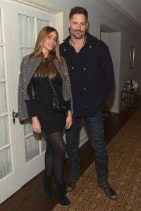 Sofía Vergara y Joe Manganiello están a unas horas de convertirse en marido y mujer. Foto:Getty Images