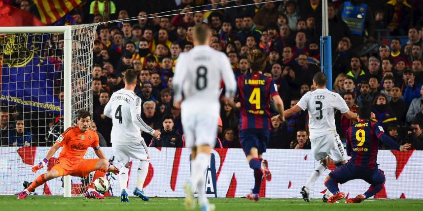 Real Madrid y Barcelona se juegan el honor y orgullo Foto: Getty Images